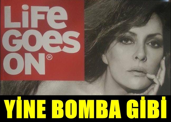"""""""LIFE GOES ON"""" DERGİSİ DÖRDÜNCÜ SAYISI İLE YİNE BOMBA GİBİ KONULARA EV SAHİPLİĞİ YAPIYOR!"""