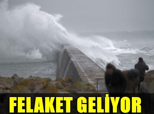 METEOROLOJİDEN FLAŞ AÇIKLAMA: 'FELAKET GELİYOR'!..