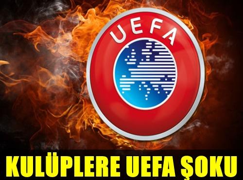 UEFA ŞOKU! BEŞİKTAŞ, TRABZONSPOR VE 3 KULÜP DAHA TEHLİKE ALTINDA!..