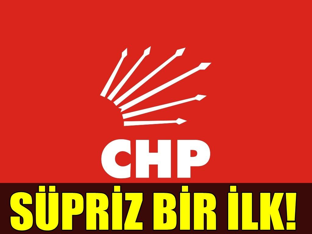 CUMHURİYET HALK PARTİSİ'NDE BİR İLK! BELEDİYE MECLİS ÜYELİĞİNE ADAY OLAN İSİM KİM?..