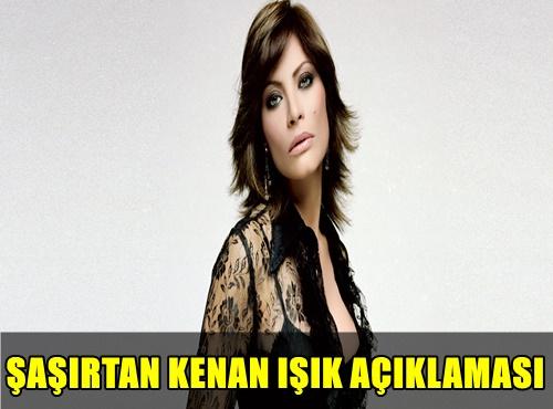 FLAŞ! ÜNLÜ OYUNCU SERAY SEVER'DEN ŞAŞIRTAN KENAN IŞIK AÇIKLAMASI!..