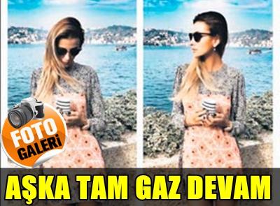 MALDİVLER'DEN DÖNEN ÖZGE ULUSOY'LA HACI SABANCI ÇİFTİNİN BOĞAZ KEYFİ!..