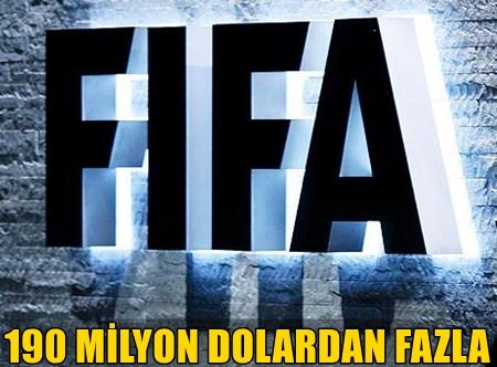 FIFA ÖDENEN RÜŞVETLERİN İADESİNİ İSTİYOR! AYRINTILAR İÇİN TIKLAYIN!..