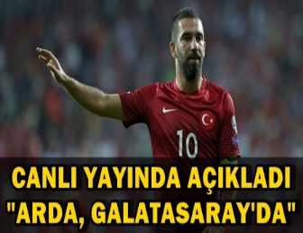 OCAK AYINDA GALATASARAY'A GELECEĞİNİ SÖYLEDİ!..
