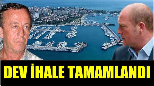 TÜRKİYE'NİN EN BÜYÜK MARİNASI KALAMIŞ YAT LİMANI İHALESİ ...