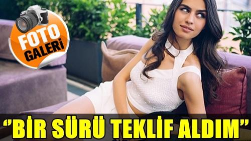 FOTO GALERİ! TOLGAHAN SAYIŞMAN'IN PARTNERİ OLAN TÜRKİYE GÜZELİ AMİNE GÜLŞE ÇOK HIRSLI!..