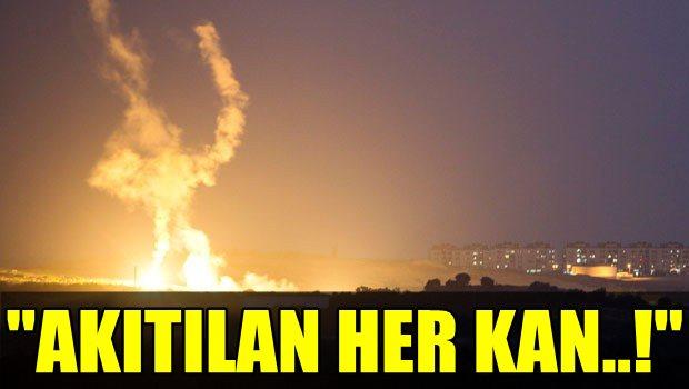 FLAŞ! İSRAİL ORDUSUNUN GAZZE'YE HAREKAT BAŞLATMASINA ÇOK SERT TEPKİLER GELDİ!
