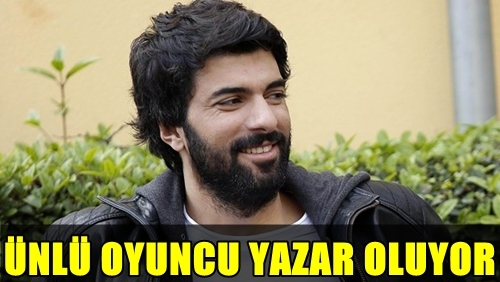 FLAŞ! ÜNLÜ OYUNCU ENGİN AKYÜREK 'KAFASINA GÖRE' YAZACAK!..