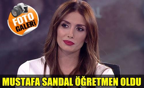 FOTO GALERİ! EMİNA SANDAL AÇIKLADI! ''MUSTAFA ÖĞRETMEN OLDU'' NASIL MI? İŞTE AYRINTILAR!...