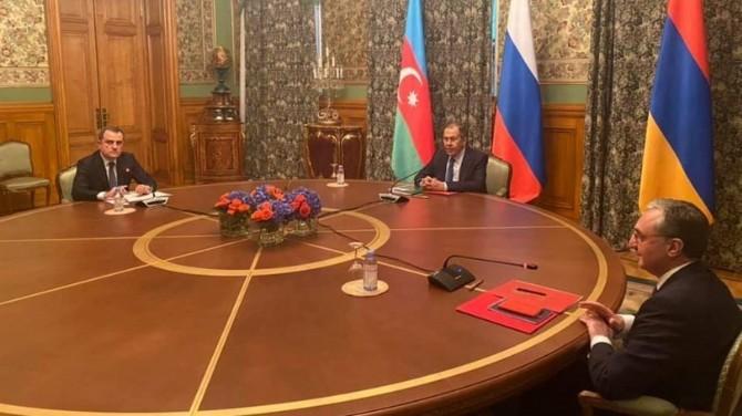 MOSKOVA'DA KRİTİK AZERBAYCAN – ERMENİSTAN TOPLANTISI BAŞLADI!