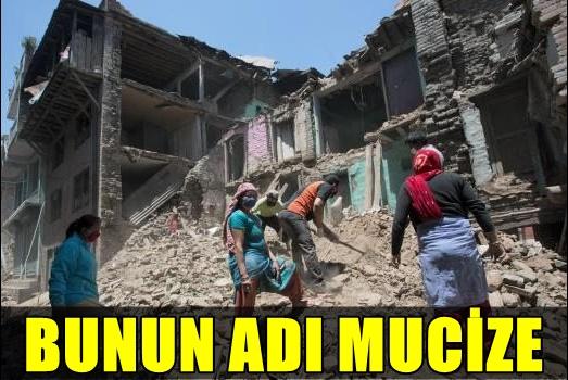 FLAŞ! NEPAL'DE 101 YAŞINDAKİ YAŞLI ADAM ENKAZDAN SAĞ ÇIKARILDI!