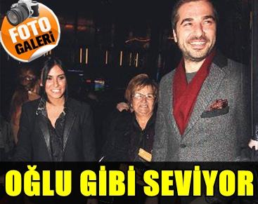 ENGİN ALTAN DÜZYATAN'A KAYINPEDERİ ENDER ALKOÇLAR'DAN ÖVGÜ DOLU SÖZLER!..