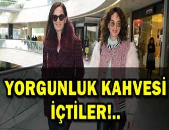 SEDA BAKAN İLE SELİN DEMİRATAR BİRLİKTE ALIŞVERİŞ YAPTI!..
