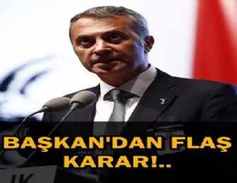 FİKRET ORMAN BAŞKANLIĞI BIRAKACAK!..