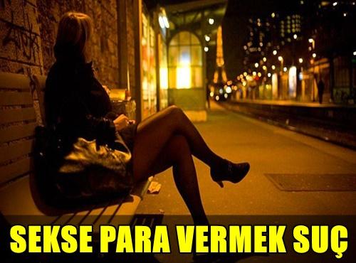 FLAŞ! RESMEN KARAR VERİLDİ! SEKSE PARA ÖDEMEK ARTIK SUÇ!..