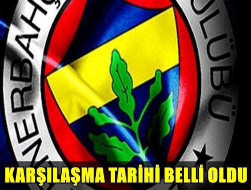 FLAŞ! FENERBAHÇE VE REAL MADRİD MAÇININ TARİHİ BELLİ OLDU!..