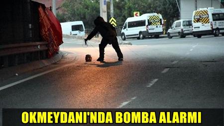 SICAK GELİŞME!.. OKMEYDANI'NDA BOMBA ALARMI PANİĞE NEDEN OLDU!..