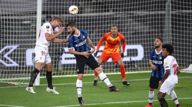 UEFA AVRUPA LİGİ KUPASINI, INTER'İ 3-2 YENEN SEVİLLA KAZANDI!