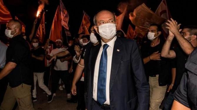 KKTC BAŞBAKANI ERSİN TATAR, ''ZAFER BİZİMDİR!''