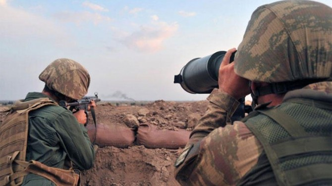 5 PKK/YPG'Lİ TERÖRİST ETKİSİZ HALE GETİRİLDİ