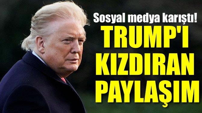 TRUMP'I KIZDIRAN PAYLAŞIM