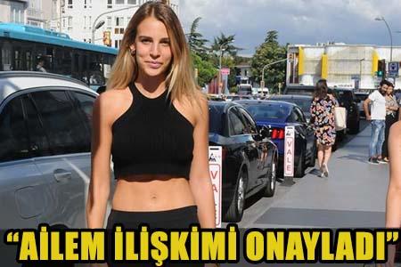SOSYETİK GÜZEL YENİ AŞKINI İTİRAF ETTİ!..