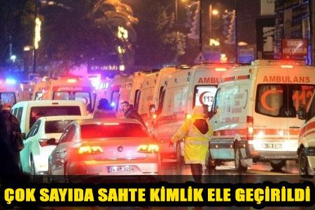 DEV OPERASYON!.. REINA SALDIRISINDA FLAŞ GELİŞME!..