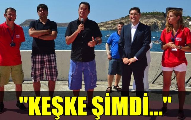 """BAŞARILI TELEVİZYONCU ACUN ILICALI, ÖĞRENCİLERİN DENİZ KAMPINA KONUK OLDU VE """"KEŞKE""""SİNİ AÇIKLADI! """"KEŞKE ŞİMDİ..!"""""""