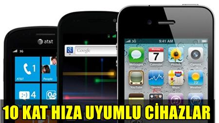 HANGİ AKILLI TELEFON 4.5G İLE UYUMLU? İŞTE MADDE MADDE LİSTESİ!..