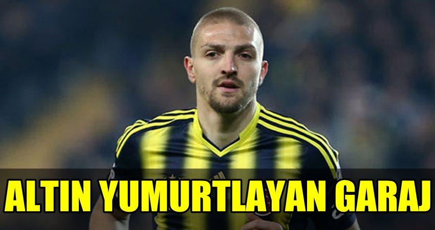 """ARABALARIYLA GÜNDEME FENERBAHÇELİ FUTBOLCU CANER ERKİN,  GARAJINA YENİ BİR """"OYUNCAK"""" EKLEDİ!.."""