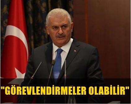 BAŞBAKAN BİNALİ YILDIRIM'DAN FLAŞ KAYYUM AÇIKLAMASI!.. DETAYLAR İÇİN TIKLAYIN!..