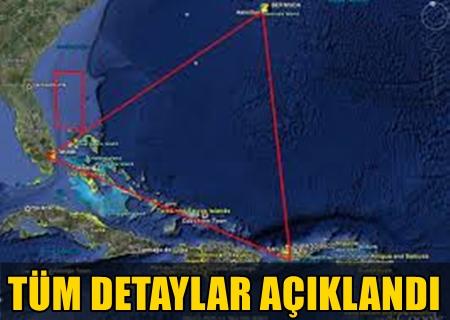 GİZEMLİ ŞEKİLDE ORTADAN KAYBOLAN GEMİLERİN SIRRI ÇÖZÜLDÜ!..