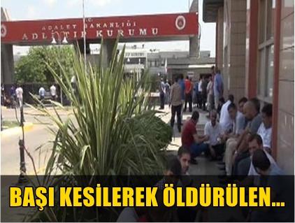 İSTANBUL ADLİ TIP KURUMU'NDAKİ  90 CENAZE AİLELERİNE TESLİM EDİLDİ!..