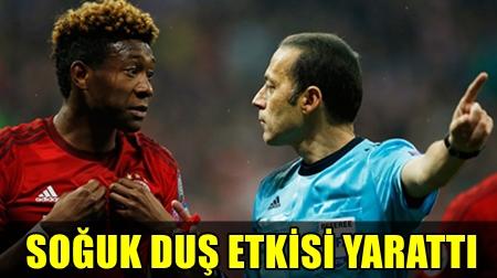 UEFA ŞAMPİYONLAR LİGİ YARI FİNAL MAÇI SONRASI FIFA KOKARTLI HAKEMİMİZ CÜNEYT ÇAKIR İÇİN ŞOK EDEN ÇİRKİN İDDİA!..