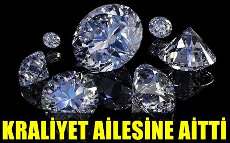TENİS TOPU BÜYÜKLÜĞÜNDEKİ ELMAS REKOR FİYATA AÇIK ARTIRMAYA ÇIKACAK!..
