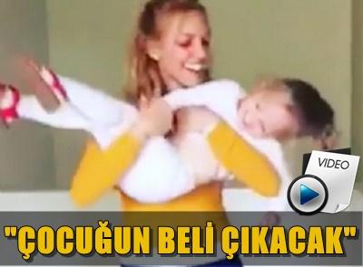 MERYEM UZERLİ KIZINI DA SOSYAL MEDYAYI DA SALLADI!..