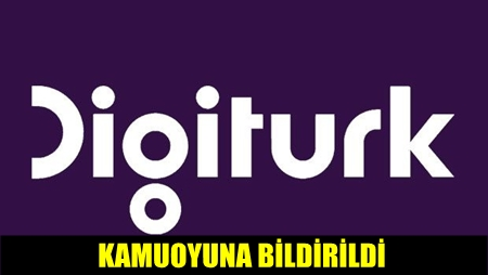TMSF'DEN YENİ  DIGITURK AÇIKLAMASI!.. SATIŞLAR HAKKINDA GEREKLİ DUYURULAR ÖNCEDEN YAPILDI!..