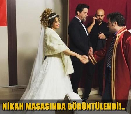 ÜNLÜ ŞOVMEN BEYAZIT ÖZTÜRK EVLENDİ!..