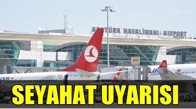 ATATÜRK HAVALİMANI'NDAN İSVEÇ'E KAPAK GİBİ YANIT!..