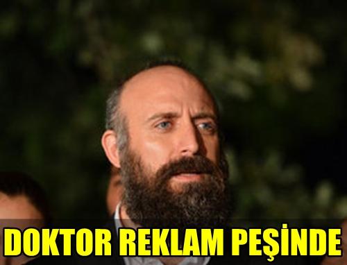 """""""KANUNİ"""" ROLÜYLE TANINAN HALİT ERGENÇ, DOKTORA ATEŞ PÜSKÜRDÜ! İŞTE ERGENÇ'İN O SÖZLERİ!"""