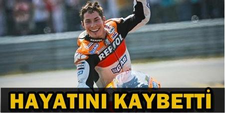 MotoGP dünya şampiyonu hayatını kaybetti