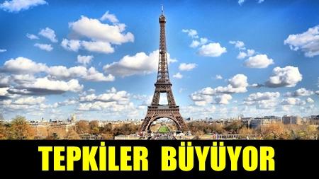 FRANSA EYFEL KULESİ'Nİ TURİSTLERİN ZİYARETİNE KAPATMA  KARARI ALDI!.. PEKİ NEDEN?