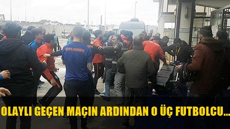 BAŞAKŞEHİRLİ FUTBOLCULAR İFADEYE ÇAĞRILDI!