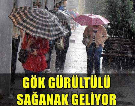 METEOROLOJİ 4 İL İÇİN KUVVETLİ YAĞIŞ UYARISINDA BULUNDU! AYRINTILAR İÇİN TIKLAYIN!..