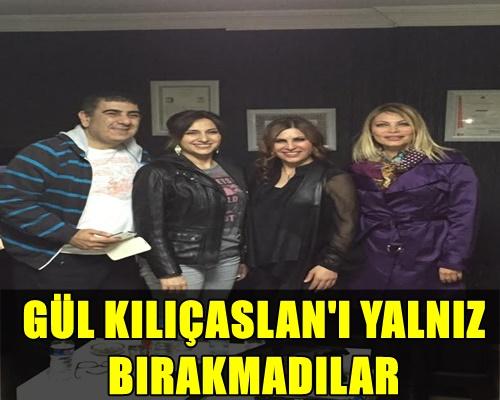 EDA - METİN ÖZÜLKÜ ÇİFTİ, ANKARA MİLLETVEKİLİ ADAYI GÜL KILIÇASLAN'I YALNIZ BIRAKMADI!..