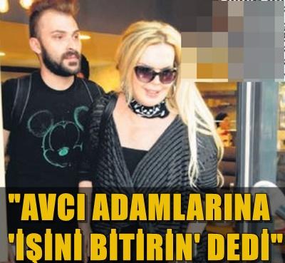 """HARİKA AVCI HAKKINDA ŞOK İDDİA! """"BENİ ÖLDÜRTECEKTİ"""""""