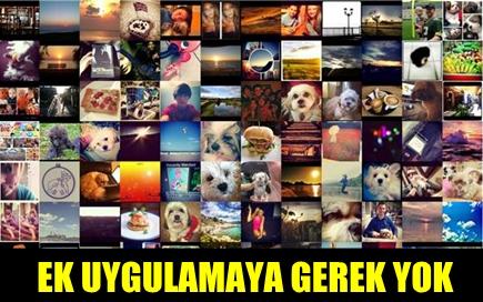 INSTAGRAM  KULLANICILARINA MOBİL VERİ  KULLANIMIYLA İLGİLİ KOLAYLIK!..