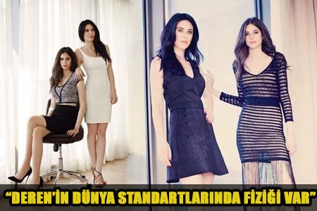 DEREN TALU'NUN CESUR FOTOĞRAFLARIYLA İLGİLİ D.SAMYELİ KONUŞTU!..