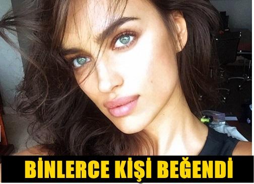 IRINA SHAYK'IN MERT ALAŞ'LA SOSYAL MEDYADAN PAYLAŞTIĞI FOTOĞRAF OLAY OLDU!..