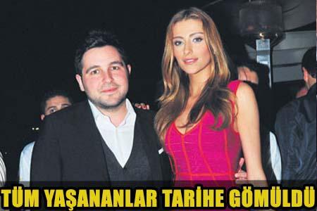 ÖZGE ULUSOY HACI SABANCI'YI TAMAMEN SİLDİ!..